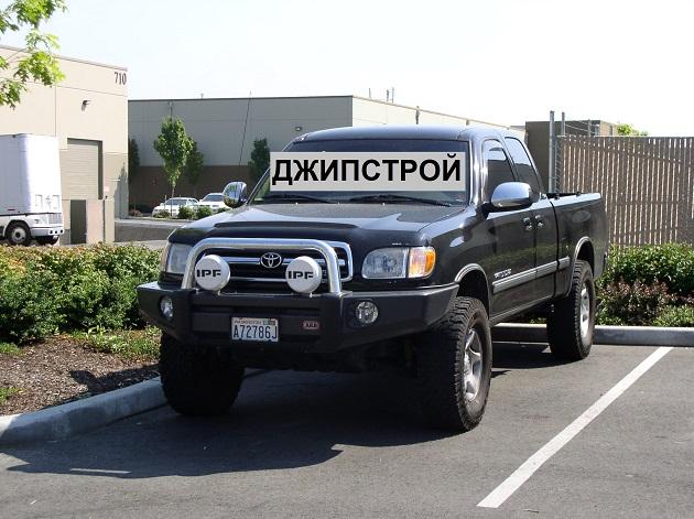 Бампер передний ARB Sahara для Toyota Tundra с 2007 года.
