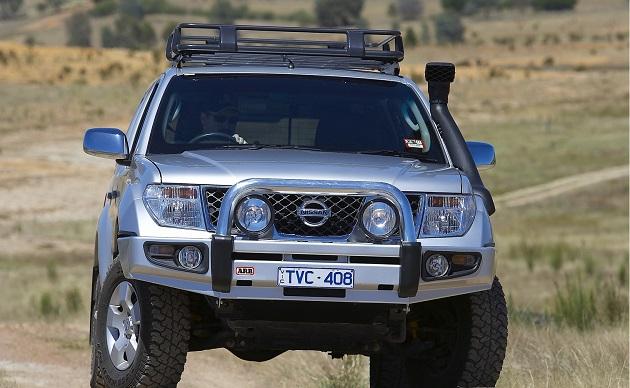 Бампер передний ARB Sahara для Nissan Navara D40 с 2010 года,Nissan Pathfinder R51 с 2010 года.