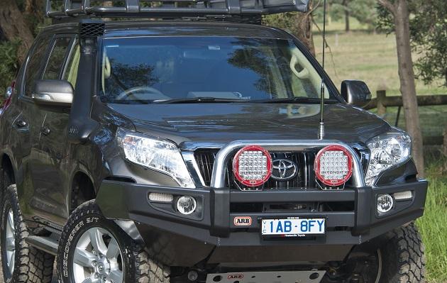 Бампер передний ARB Deluxe для Toyota Land Cruiser Prado 150