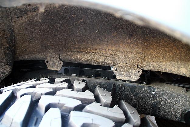 Комплект бодилифта кузова Тойота Тундра.