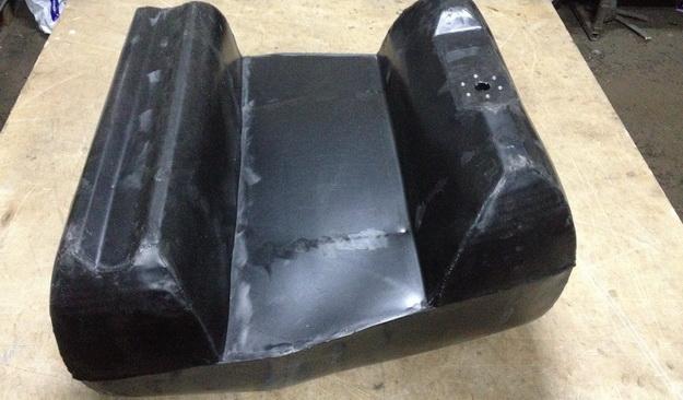 Дополнительные и увеличенные топливные баки (Пластик)