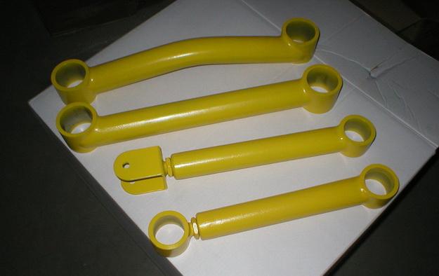 Усиленные рычаги и пружины подвески JEEP (Xj-Zj-Wj-Tj)