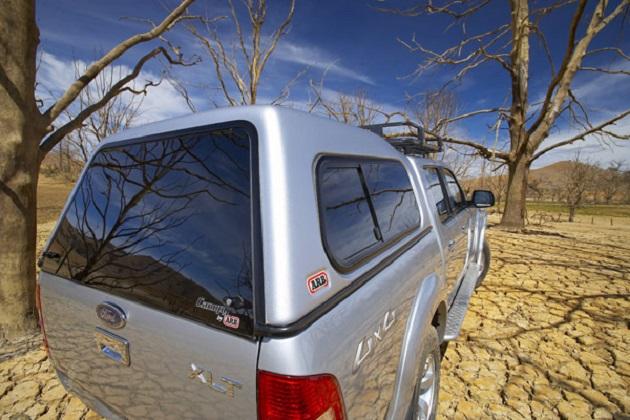 ARB: Канопи «высокий» для Mazda BT50 (двойная кабина)