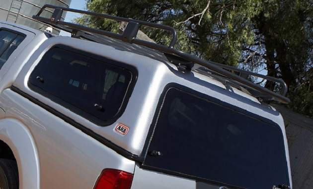 ARB: Канопи для Mazda BT50 модели Double Cab (двойная кабина)