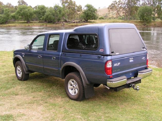 ARB: Канопи «высокий» для Mazda B2500 модели Double Cab (двойная кабина)