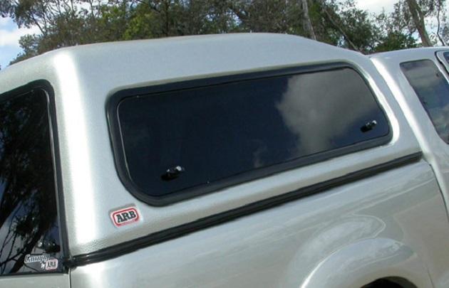 ARB: Канопи «высокий» для Mazda BT50 (полуторная кабина)