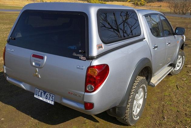 Кунг ARB Standart для Mitsubishi L200 с 2006 до 2015 года