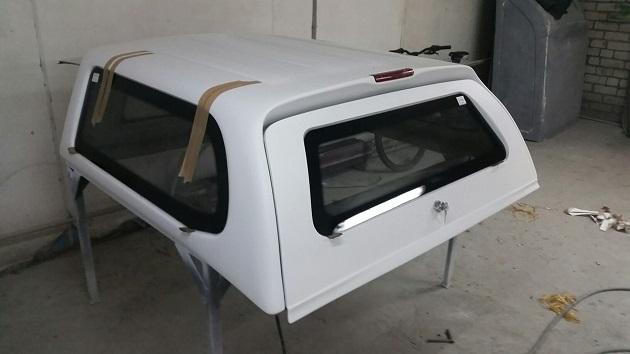 Кунг SKAT2 на Mitsubishi L200 Triton 2006-2013
