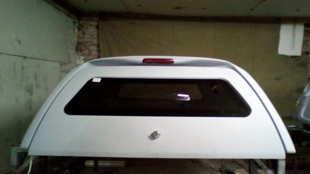 Кунг Nissan NP300 Hardtop SKAT2