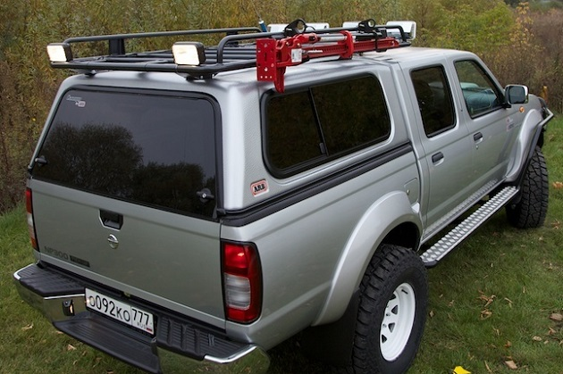 Кунг ARB Standart для Nissan NP300