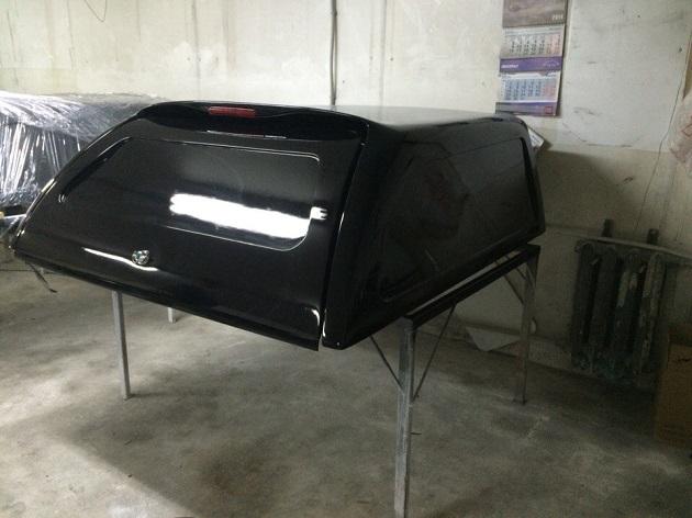 Кунг Nissan NP300 Hardtop SKAT3