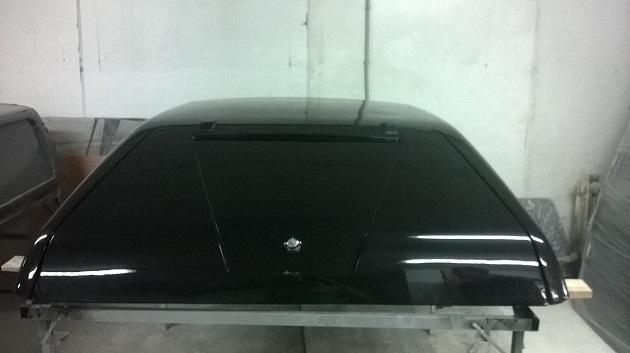 Кунг Nissan Navara Hardtop SKAT4