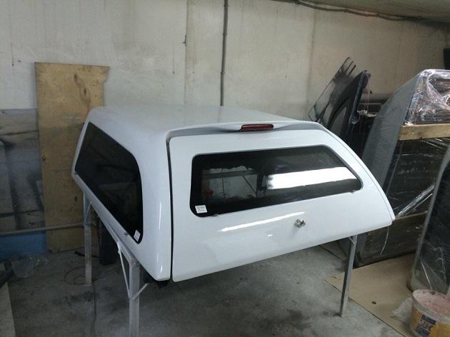 Кунг Nissan NP300 Hardtop SKAT4