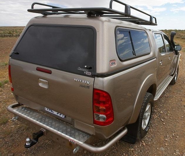 Кунг ARB Standart для Toyota Hilux Vigo с 2005 до 2015 года