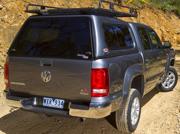 Кунг ARB Standart для VW Amarok