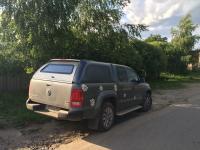 Кунг Hardtop Full для Volkswagen Amarok
