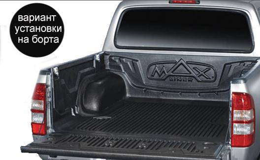Вставка в кузов VW Amarok (на борт)