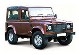 Защита днища Land Rover Defender 90/110