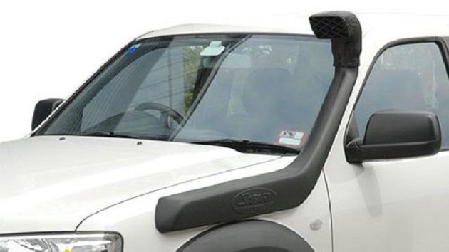 Шноркель Safari для Ford Ranger с 2007 до 2011 года.