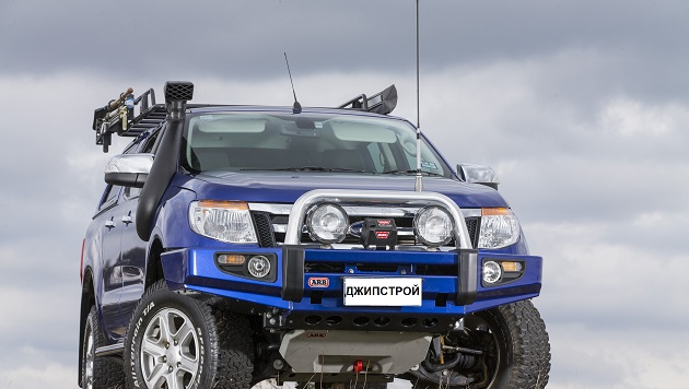 Шноркель Safari для Ford Ranger с 2011 года.