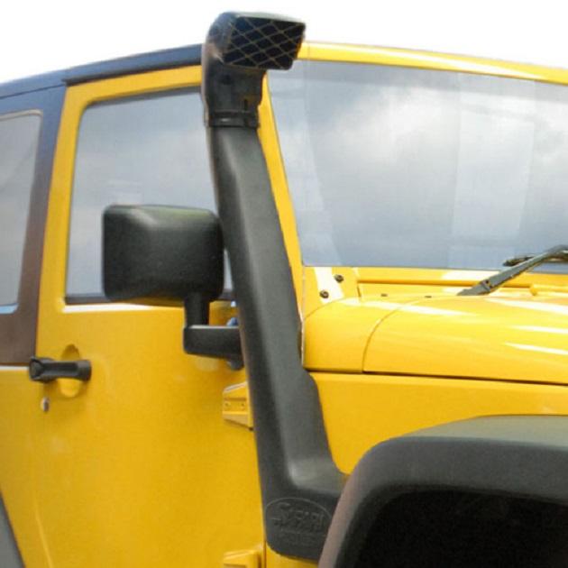 ARB: Шноркель Safari для Jeep Wrangler JK 3.6L Pentastar Petrol