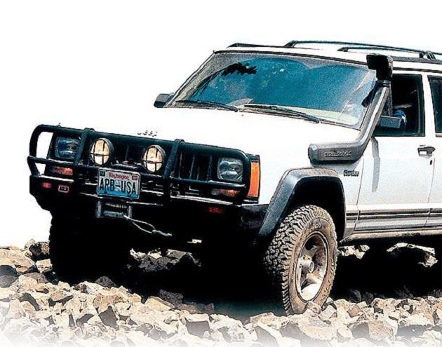 ARB: Шноркель Safari для Jeep Cherokee XJ