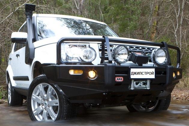 Шноркель Safari для Land Rover Discovery 3 TDV6, Land Rover Discovery 4 TDV6