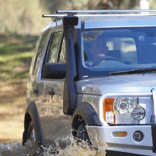 ARB: Шноркель Safari для Land Rover Discovery 4 TD V6