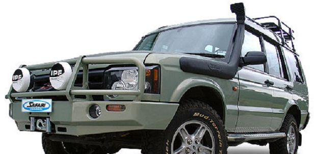 Шноркель Safari для Land Rover Discovery 2.