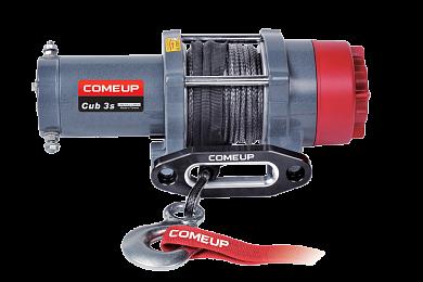 Лебёдка электрическая ComeUp CUB 3S 12V для квадроцикла
