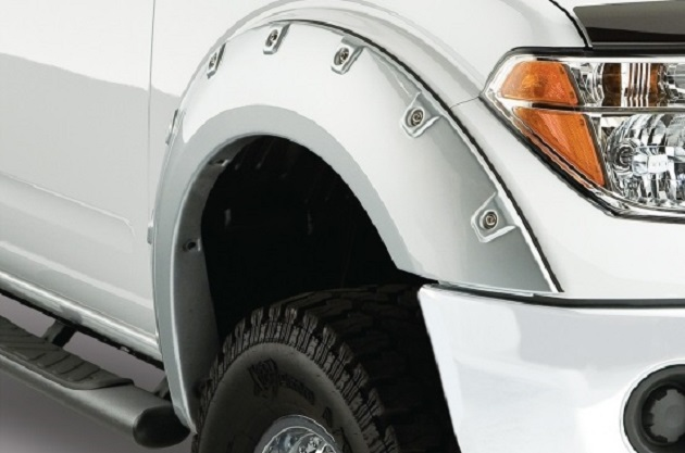 Расширитель колесных арок Bushwacker Nissan Frontier Pocket Style