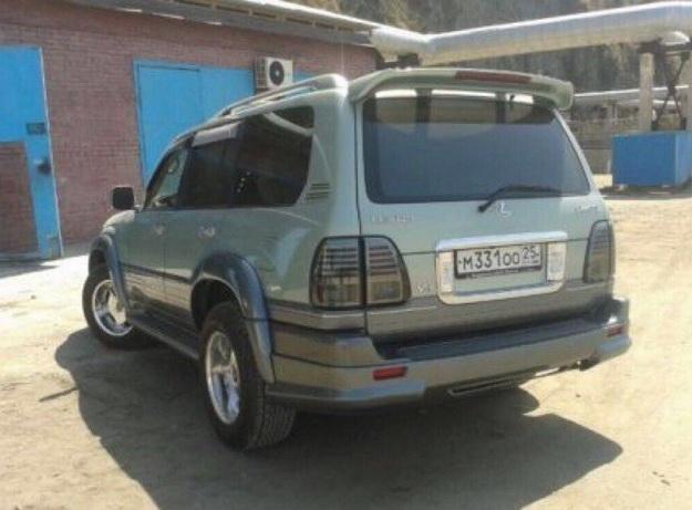 Расширитель арок Bushwacker для Toyota 80, 100, 105