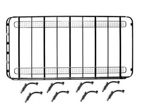 Багажник(усиленный) для а/м Баргузин (без люка)