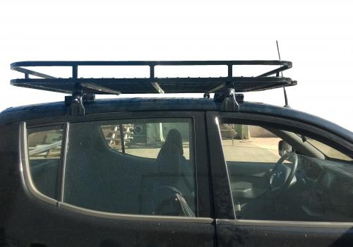 Багажник на Мазда БТ-50
