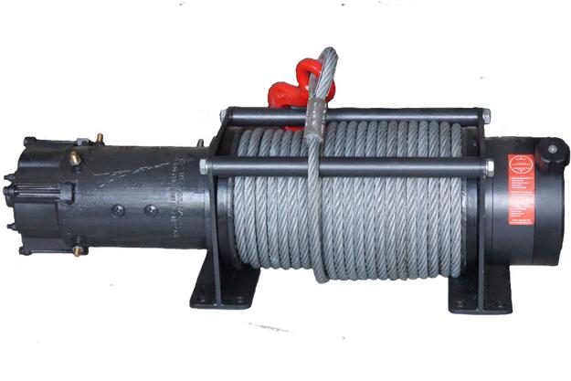 Лебедка электрическая Спрут Экстра-22000