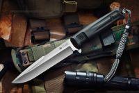 Нож Kizlyar Supreme Delta D2 полированный (Кизляр)