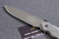 Нож BUCK Hood Punk с фикс. клин. сталь 5160 Alloy рук. микарта
