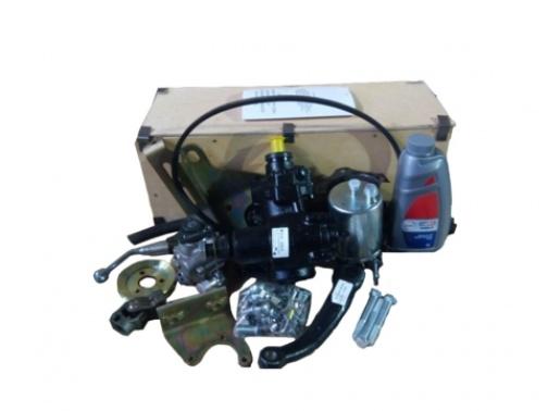 Гидроусилитель руля для УАЗ 31514 (YuBei) двигатель ЗМЗ-402,410 (под длинную рулевую колонку с/о)