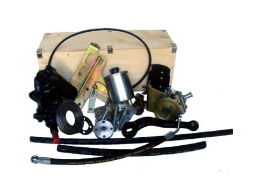 Гидроусилитель руля для УАЗ 3151 двигатель ЗМЗ 409 (с карданчиком под клин)