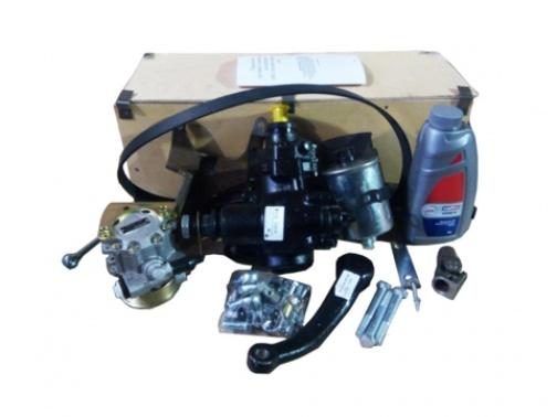 Гидроусилитель руля для УАЗ 31514 (YuBei) двигатель ЗМЗ-409 (под длинную рулевую колонку с/о)