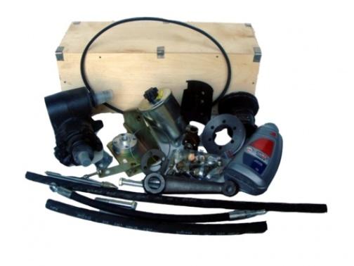Гидроусилитель руля для УАЗ 31514 двигатель УМЗ-417 с/о