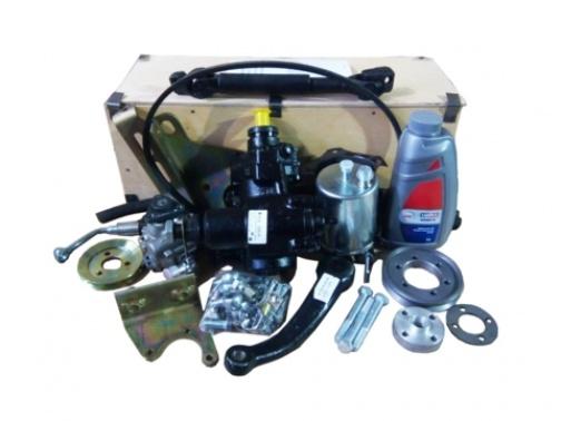 Гидроусилитель руля для УАЗ 31514 (YuBei) двигатель УМЗ-421 (под короткую рулевую колонку н/о)