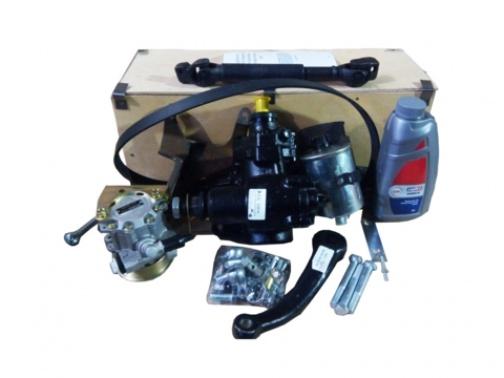Гидроусилитель руля для УАЗ 31514 (YuBei) двигатель ЗМЗ-409 (под короткую рулевую колонку н/о)