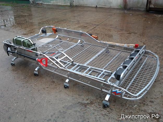 Экспедиционный багажник на автомобили, УНИВЕРСАЛ 5
