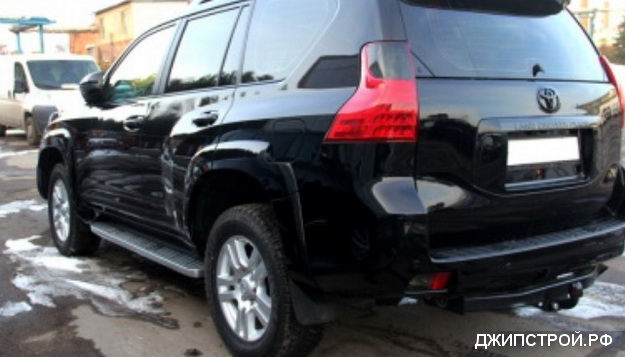 Расширители арок Land Cruiser PRADO 150