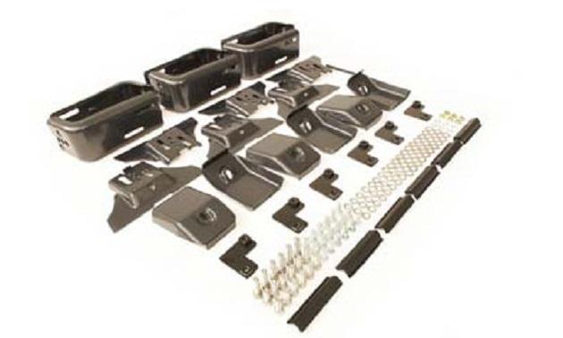 ARB: Экспедиционный багажник на крышу ARB Touring Steel дляMERCEDES BENZ G-WAGEN