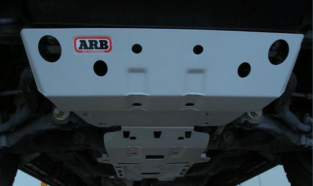 Защита днища ARB для автомобиля Toyota FJ Cruiser