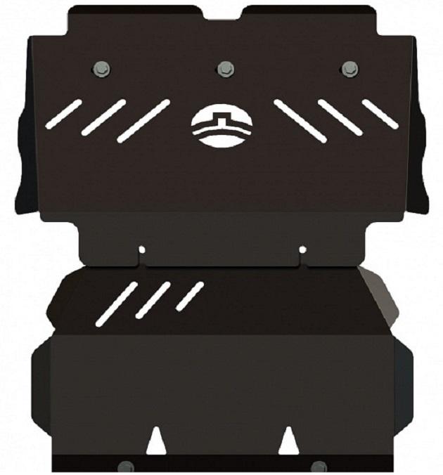 Защита днища для Great Wall Hover