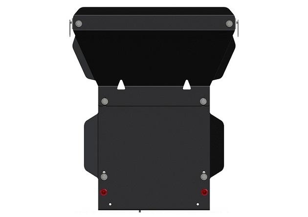 Комплект силовой защиты дляDodge RAM