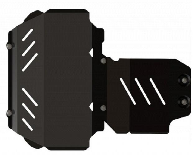 Комплект силовой защиты дляFord Ranger